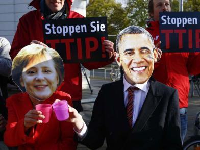 obama-merkel-ttip-protest