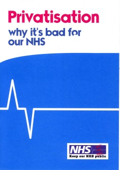 Privatisation: Why it's bad for our NHS
